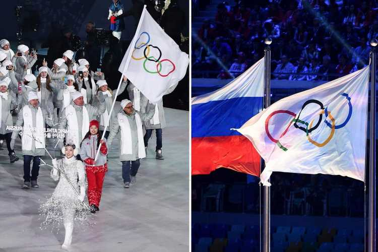 What is 'OAR' and what country are they from at Tokyo 2020 Olympics? IOC's solution for banned Russian team explained