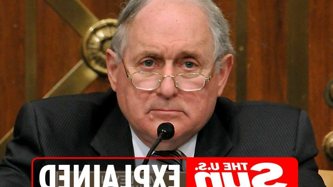 What was Carl Levin's cause of death?