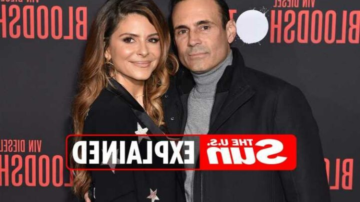 Who is Maria Menounos' husband?