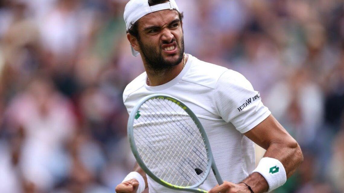 Wimbledon 2021: Matteo Berrettini defeats Hubert Hurkacz to reach Wimbledon final