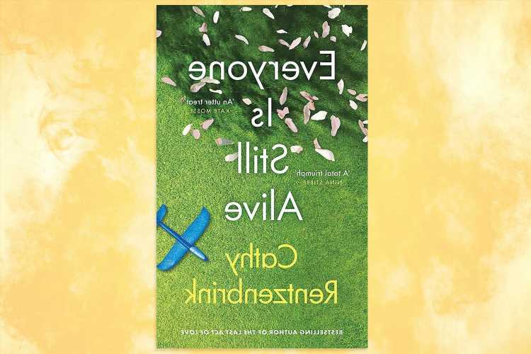 Win a copy of Everyone Is Still Alive by Cathy Rentzenbrink in this week's Fabulous book competition