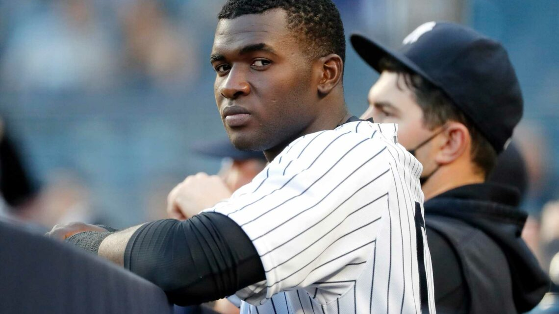 Yankees calling up fallen prospect Estevan Florial for depleted outfield