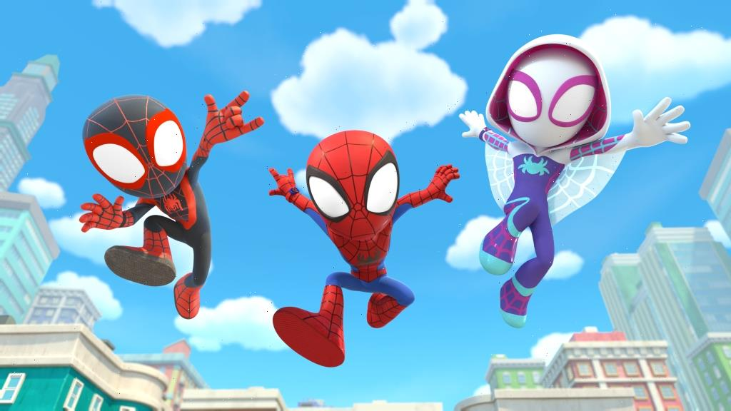 'Marvel's Spidey And His Amazing Friends' Renewed For Season 2 By Disney Junior