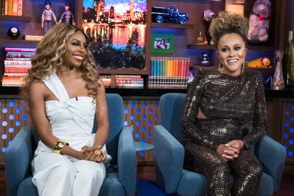 'RHOP': Candiace Dillard Says She's Not Friends With Ashley Darby Because Darby Isn't 'Loyal'