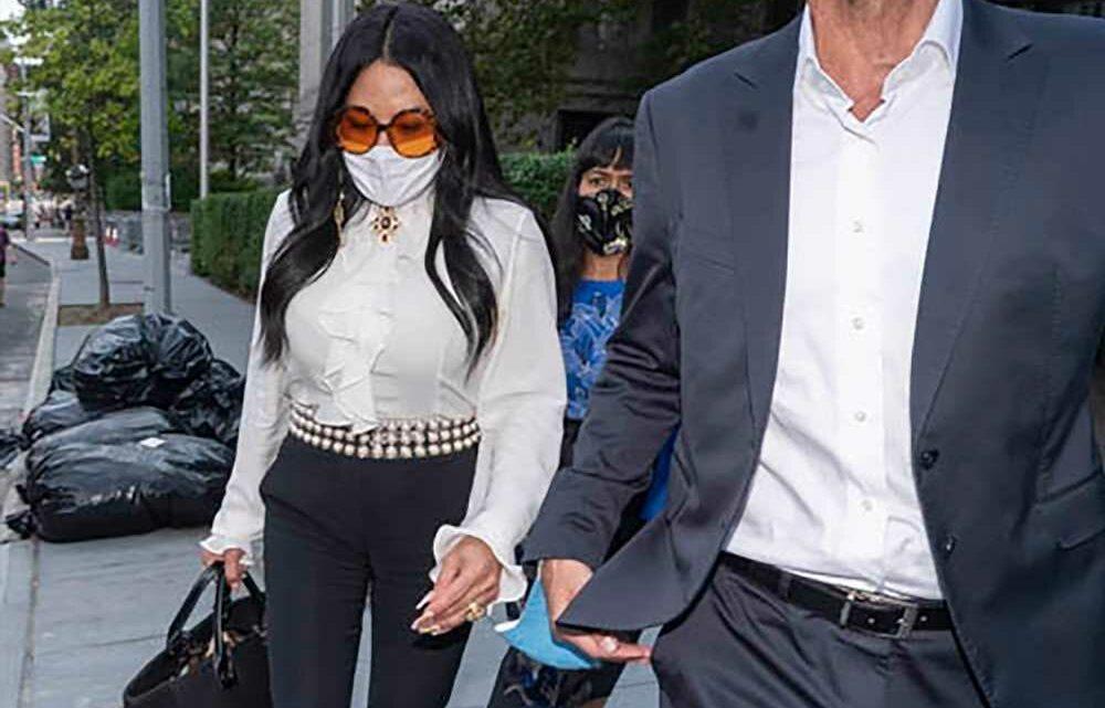'RHOSLC' star Jen Shah wears 'Seinfeld' shirt to NYC court