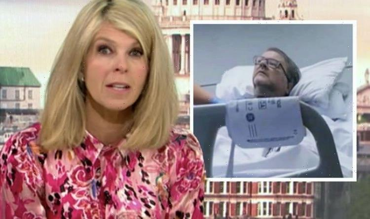 'There are more issues' Kate Garraway updates fans on Derek Draper's Covid recovery
