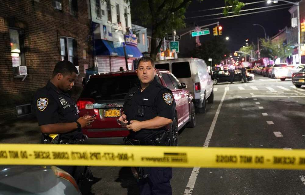 18 people shot, 2 fatally during bloody night in NYC: cops