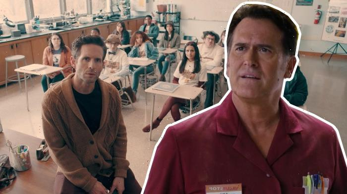'A.P. Bio' Season 4 Adds Bruce Campbell, Bruce Campbell's Chin