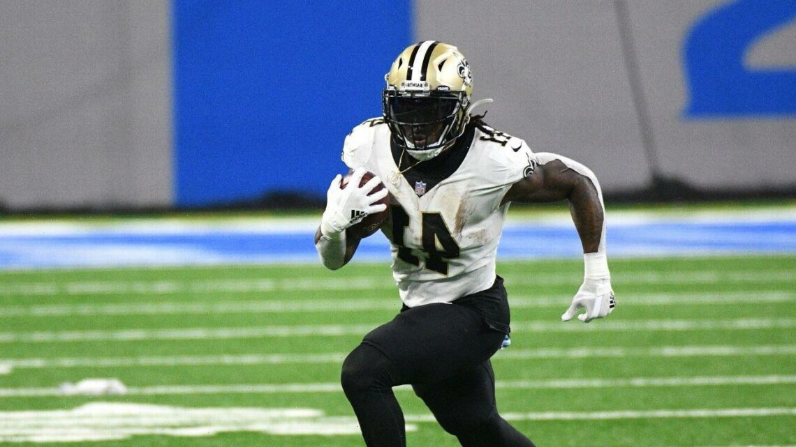 Alvin Kamara among players who will score fewer TDs in 2021