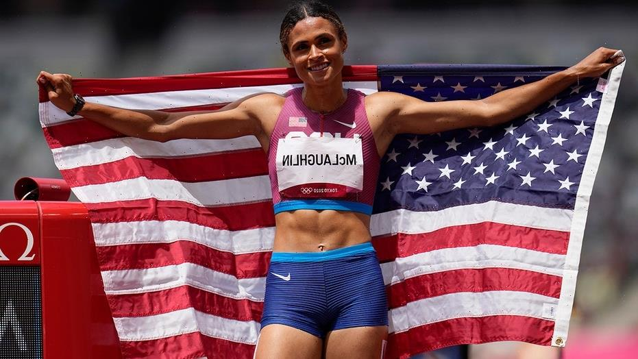 American Olympic gold medalist Sydney McLaughlin 'grateful to be able to represent my country'