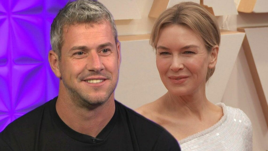 Ant Anstead Goes Instagram Official With Renée Zellweger