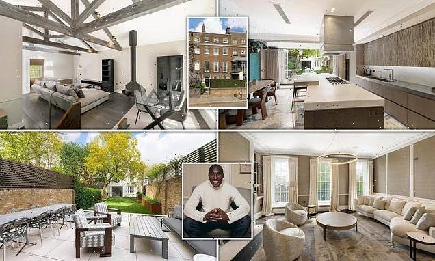 Arsenal footballer Sol Campbell puts £24m Chelsea townhouse on sale