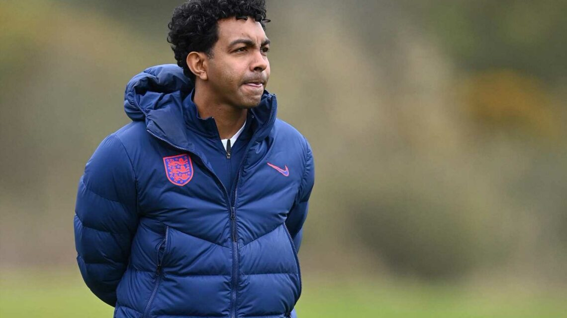 Arsenal set to announce Kevin Betsy as new U23 boss after controversially sacking club legend Steve Bould
