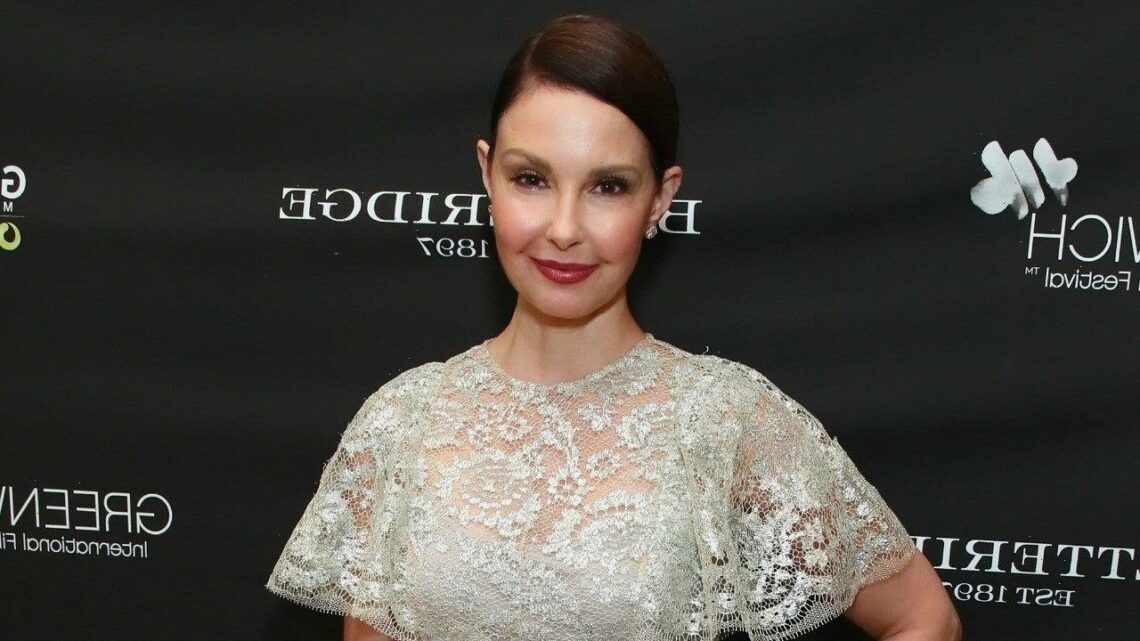 Ashley Judd Reaches Major Milestone 6 Months After Rainforest Fall