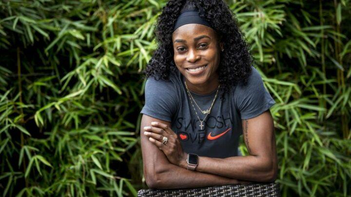 Athletics: Sprint queen Thompson-Herah has eye on Flo-Jo's long-standing 100m record