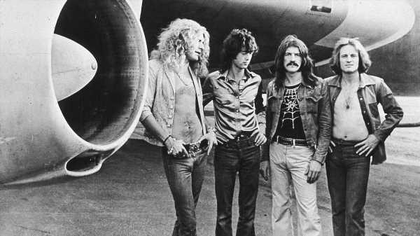 'Becoming Led Zeppelin' Documentary Added to Venice Film Festival