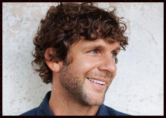 Billy Currington Releases Surprise New Album 'Intuition'