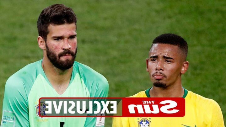 Brazil at war with six Premier League clubs after demanding nine stars are released for World Cup qualifiers
