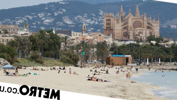 British woman 'raped as she lay unconscious on street in Mallorca'
