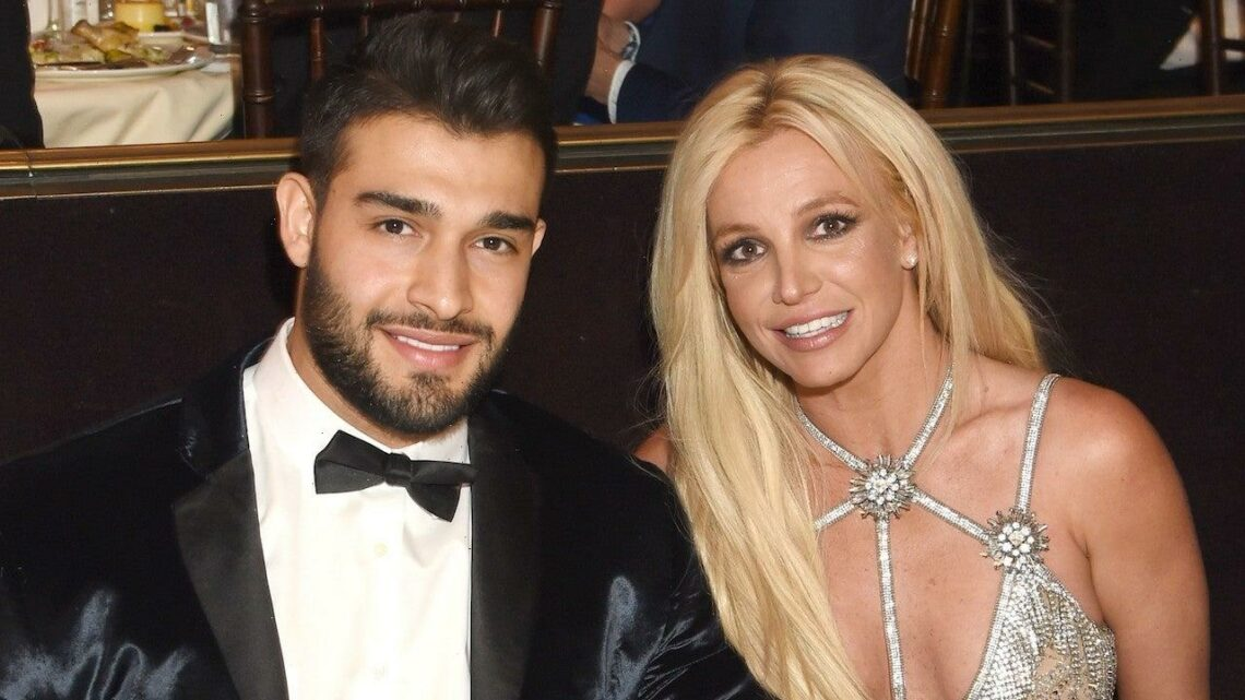Britney Spears Praises Boyfriend for Support During 'Hardest Years'
