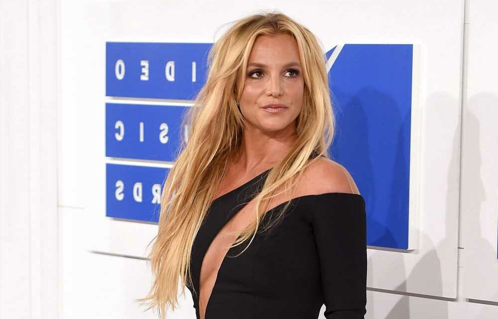 Britney Spears called police to report theft at her home last week