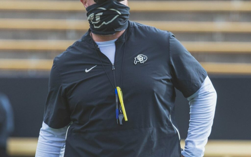 """CU Buffs offense aiming to take """"next step"""" – The Denver Post"""