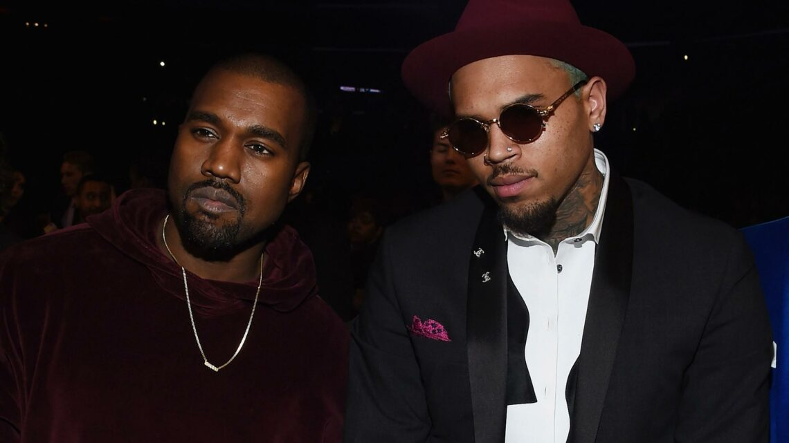 Chris Brown blasts Kanye West for cutting his verse from 'Donda' track
