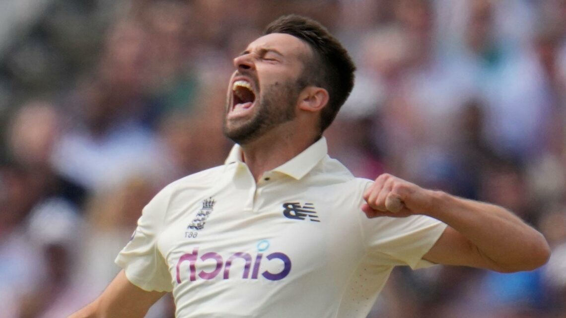 Chris Woakes and Mark Wood in England squad for fourth Test against India at The Oval