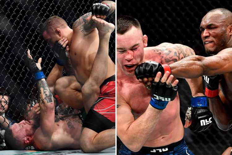 Colby Covington vows to 'finish' Kamara Usman at UFC 268 and predicts next opponent will be McGregor's rival Poirier