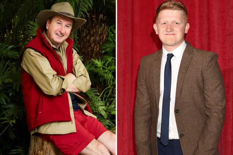 Coronation Street's Chesney star Sam Aston drops HUGE hint he's signed up to I'm A Celeb after Andy Whyment's 2019 stint