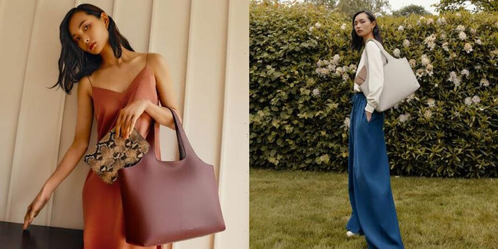 Cuyana Just Made a Bag That's About to Be Everywhere, and It's Selling Out