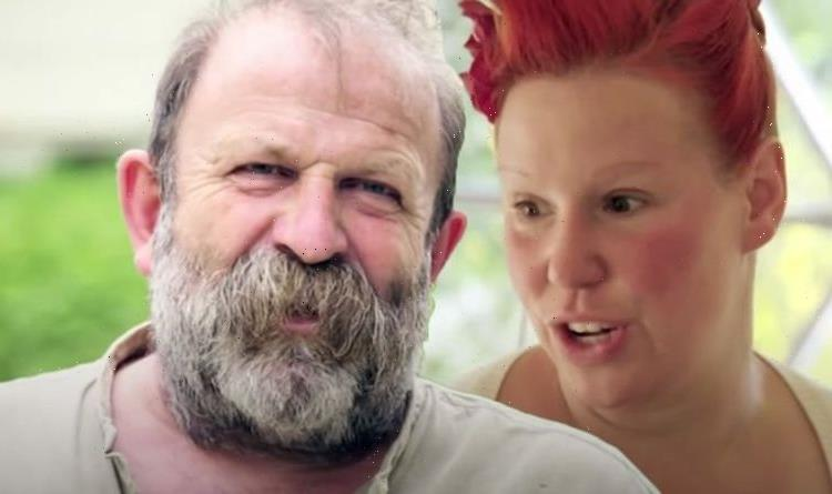 Dick Strawbridge admits he got into 'so much trouble' over Escape to the Chateau decision