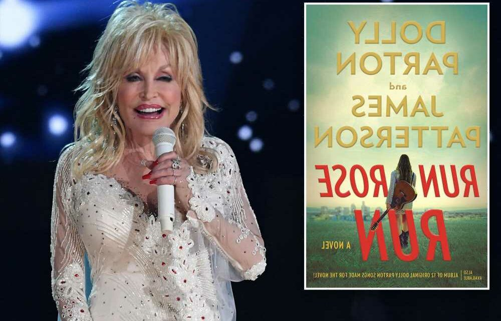 Dolly Parton, mystery novelist? Icon joins forces with James Patterson