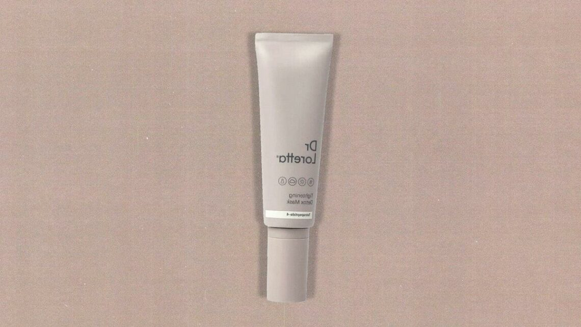 Dr. Loretta's Tightening Detox Mask Is a Facial in a Tube
