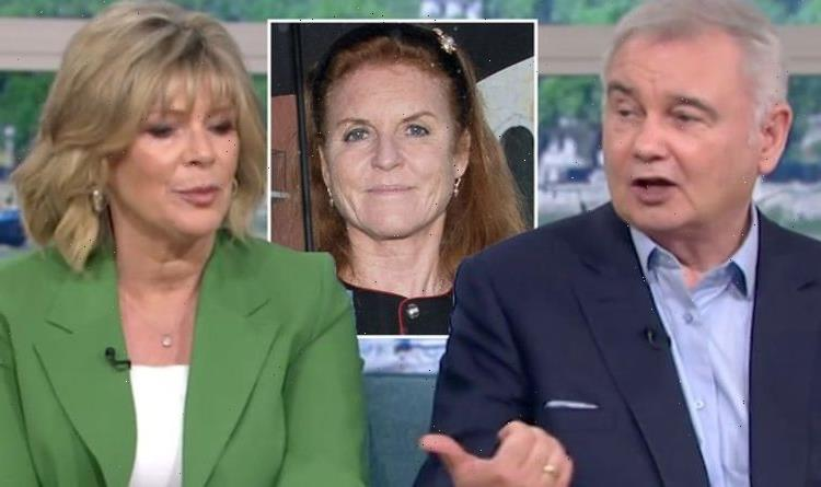 Eamonn Holmes hits out at Sarah Ferguson over ITV show 'snub': 'Everyone but us'