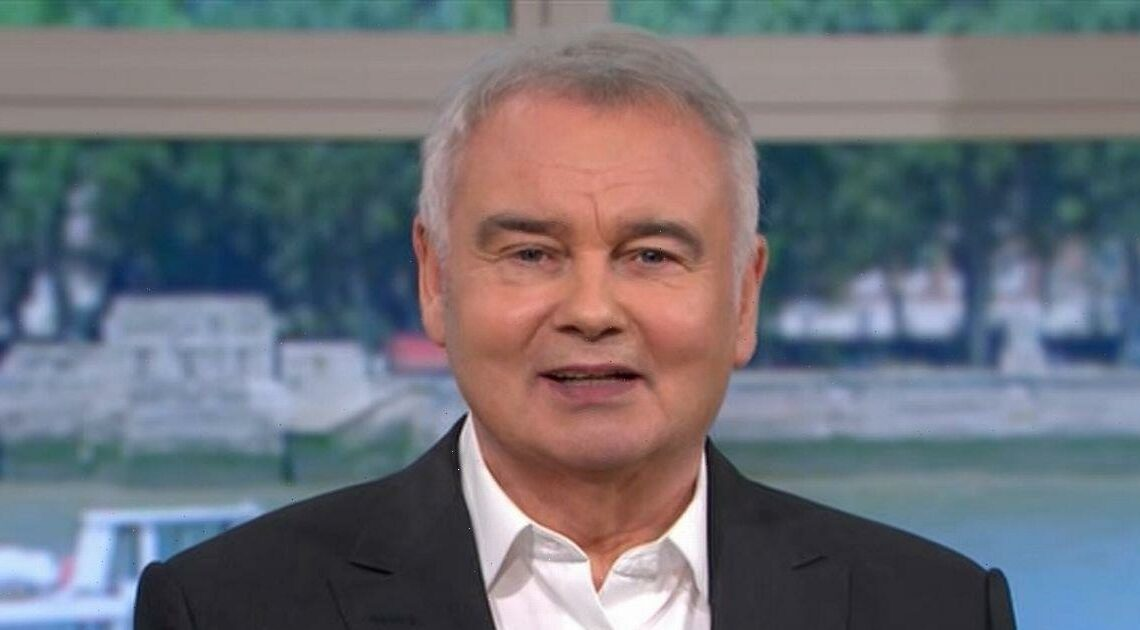 Eamonn Holmes responds to fan begging for him to take over Good Morning Britain