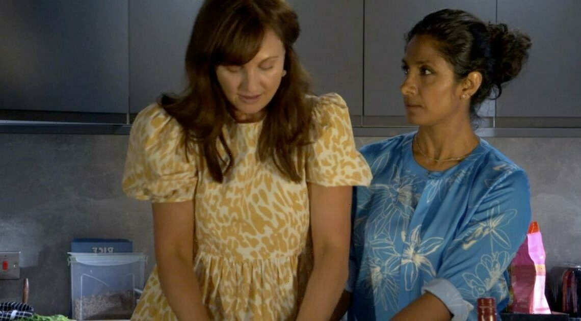EastEnders views baffled by Suki and Honey's 'tension' as friendship escalates