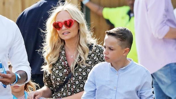 Emma Bunton Celebrates 'Beautiful' Son Beau On His 14th Birthday — See The Rare Photo