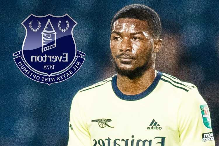 Everton approach Arsenal outcast Ainsley Maitland-Niles over loan transfer after being frozen out by Mikel Arteta