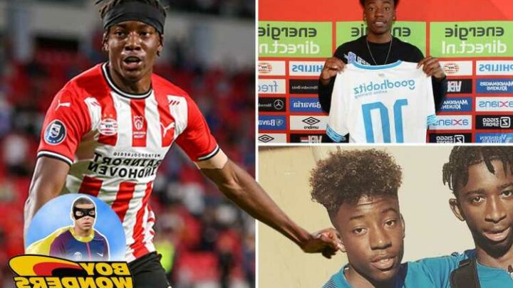 Ex-Tottenham wonderkid Noni Madueke destroyed Ajax, is being coached by Van Nistelrooy, and once snubbed Man Utd – The Sun