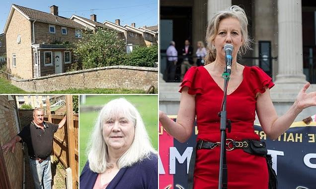 Extinction Rebellion co-founder's neighbours moan about her garden