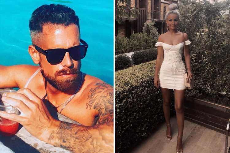 Family of 'arrogant' boyfriend who 'murdered dancer girlfriend before killing himself' are 'praying for her family'