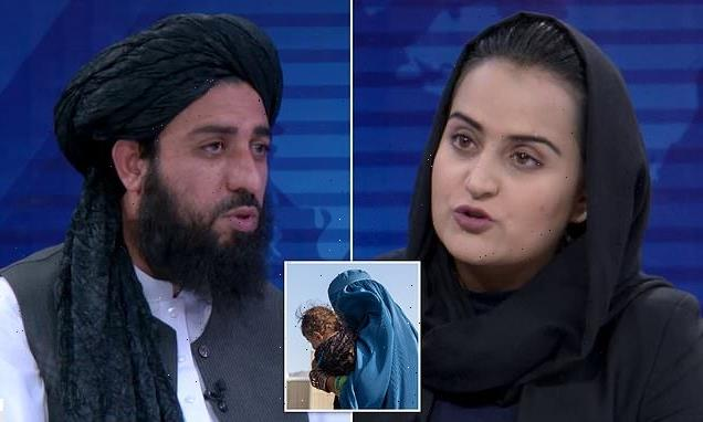 Female journalist flees Afghanistan after interview with Taliban