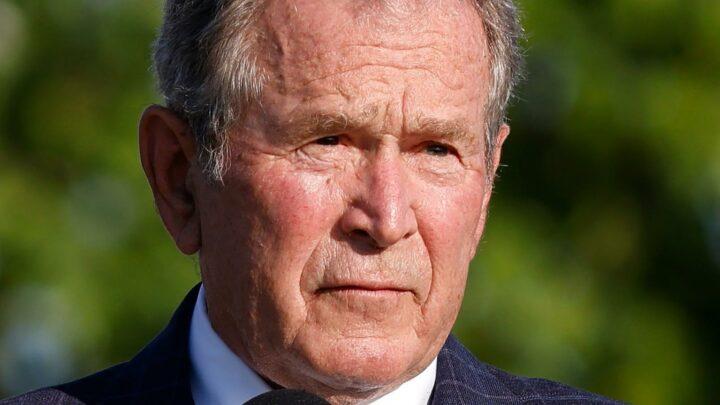 George W. Bush Breaks Silence On Afghanistan Chaos