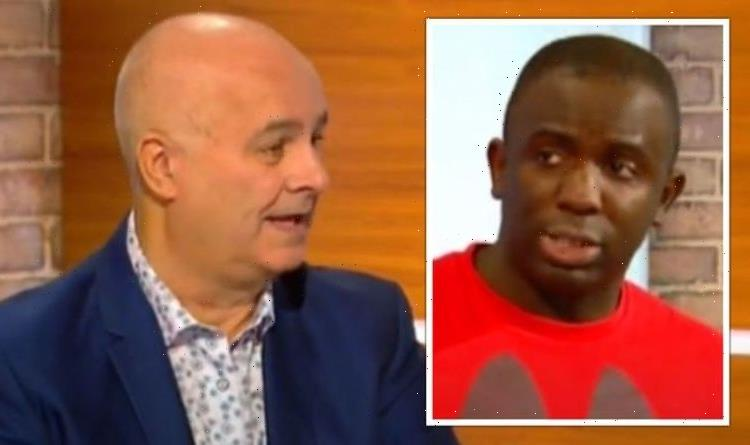 'Get your facts right!' Iain Dale clashes with Femi as Covid debate turns into Brexit row