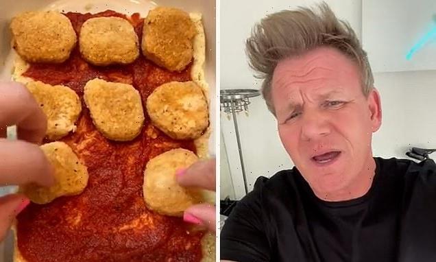 Gordon Ramsay blasts amateur chef's chicken nugget parmesan recipe