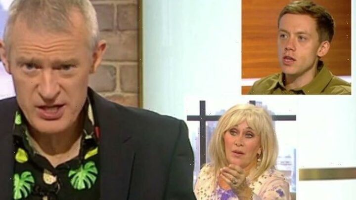 'Hang on!' Jeremy Vine steps in as Owen Jones 'annoys' guest in legalising drug row