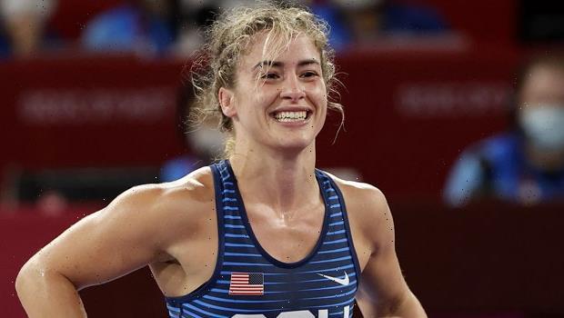 Helen Maroulis: Bronze Winning Wrestler Says Focusing On Mental Health Made Tokyo Olympics Different