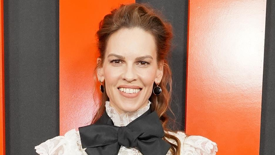 Hilary Swank Settles SAG-AFTRA Lawsuit Over Health Plan Coverage for Ovarian Cyst Treatment