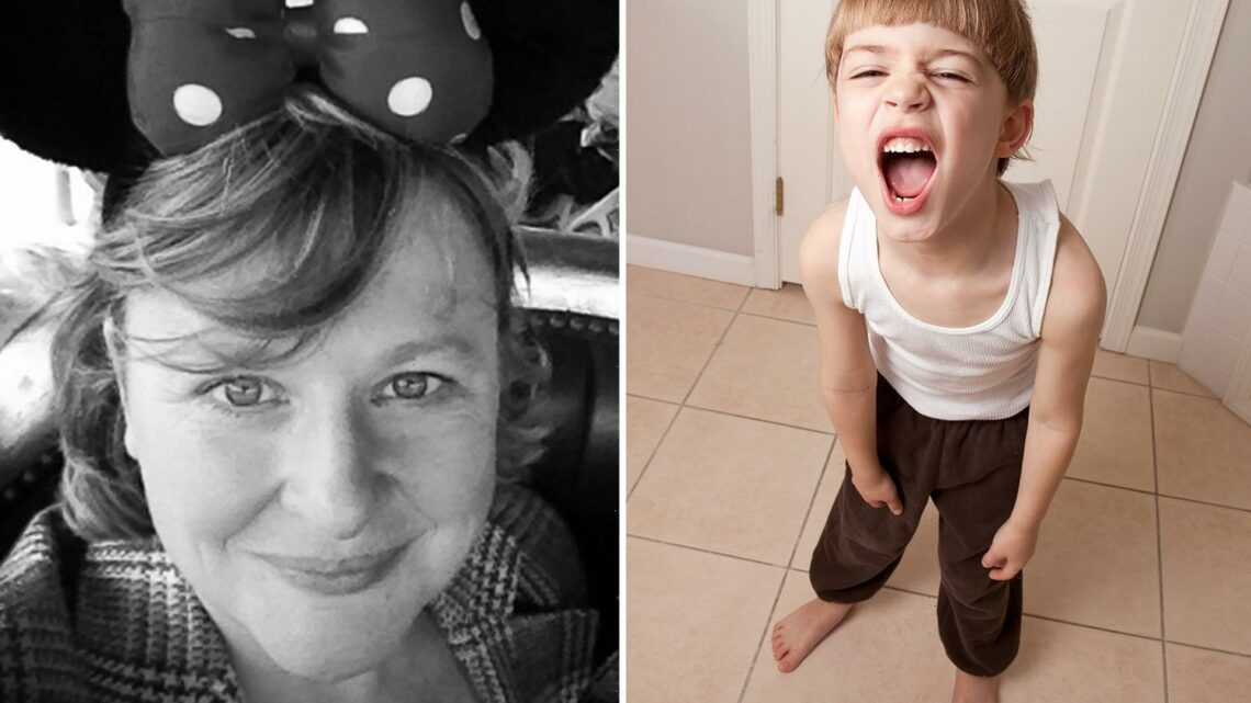 How to react when your kid's having a tantrum & the one thing you can do to stop it
